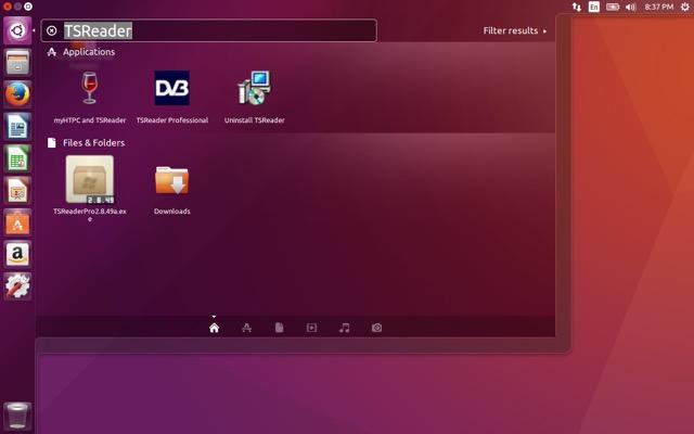 TSReader on Linux & MacOS via Wine
